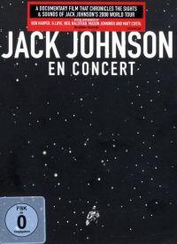 Cover Jack Johnson - En concert [DVD]